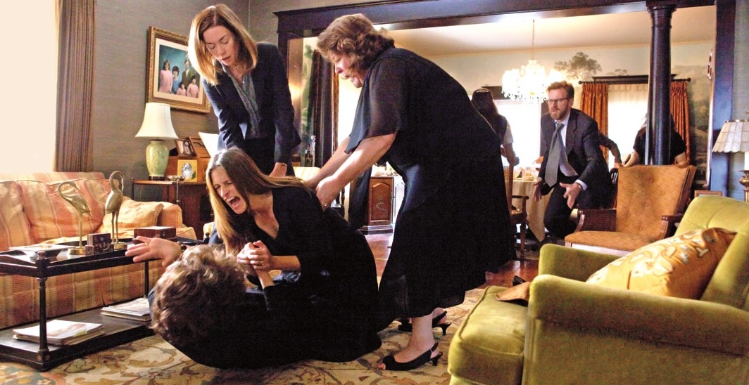 august osage county essay In the drama, august: osage county written by tracy letts, johnna's character, a cheyenne american hired as a the weston's caretaker is.