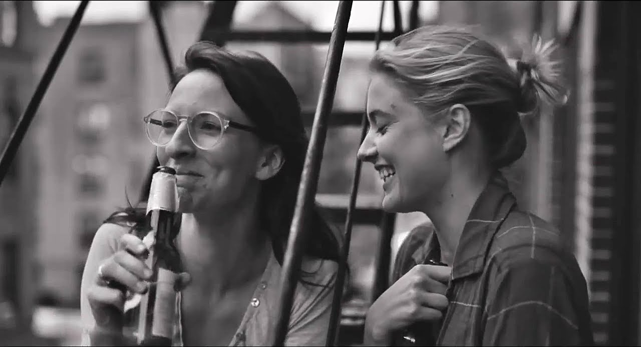 Frances ha - le best of de cinémaniak