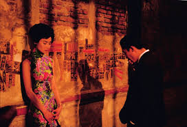 Tony Leung and Maggie Cheung bleed romance