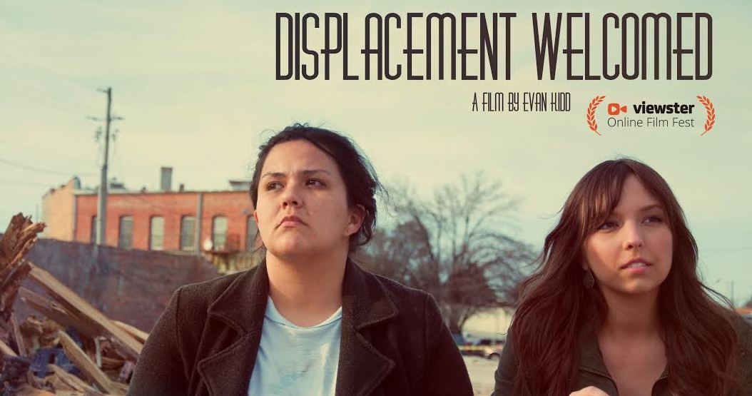 Just Talk to Me:  An Interview with the Director and Stars of Displacement Welcomed