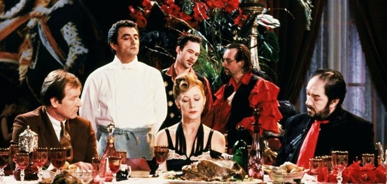 Netflix Hidden Gem #39: The Cook, the Thief, His Wife & Her Lover