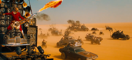 The World's Most Famous Guitarist:  An Interview with iOTA (Mad Max's The Doof Warrior)