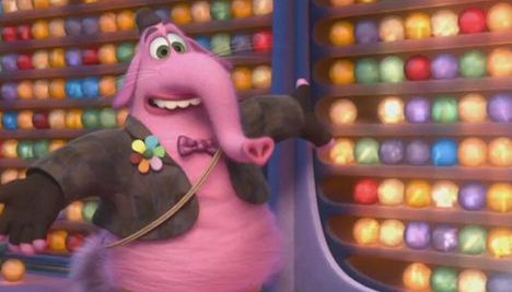 Inside Out, Walt Disney Studios Motion Pictures