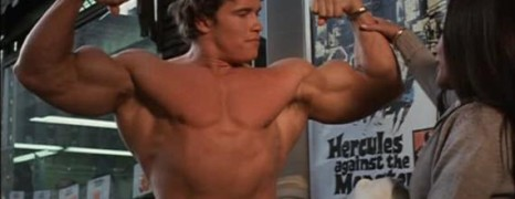 Cinema Saints: Arnold Schwarzenegger