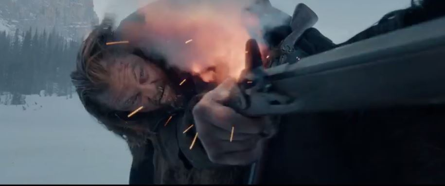 The Revenant Trailer is the Best Thing You'll See Today