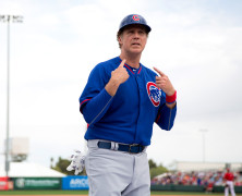 Ferrell Takes the Field Offers Refreshing Immodesty