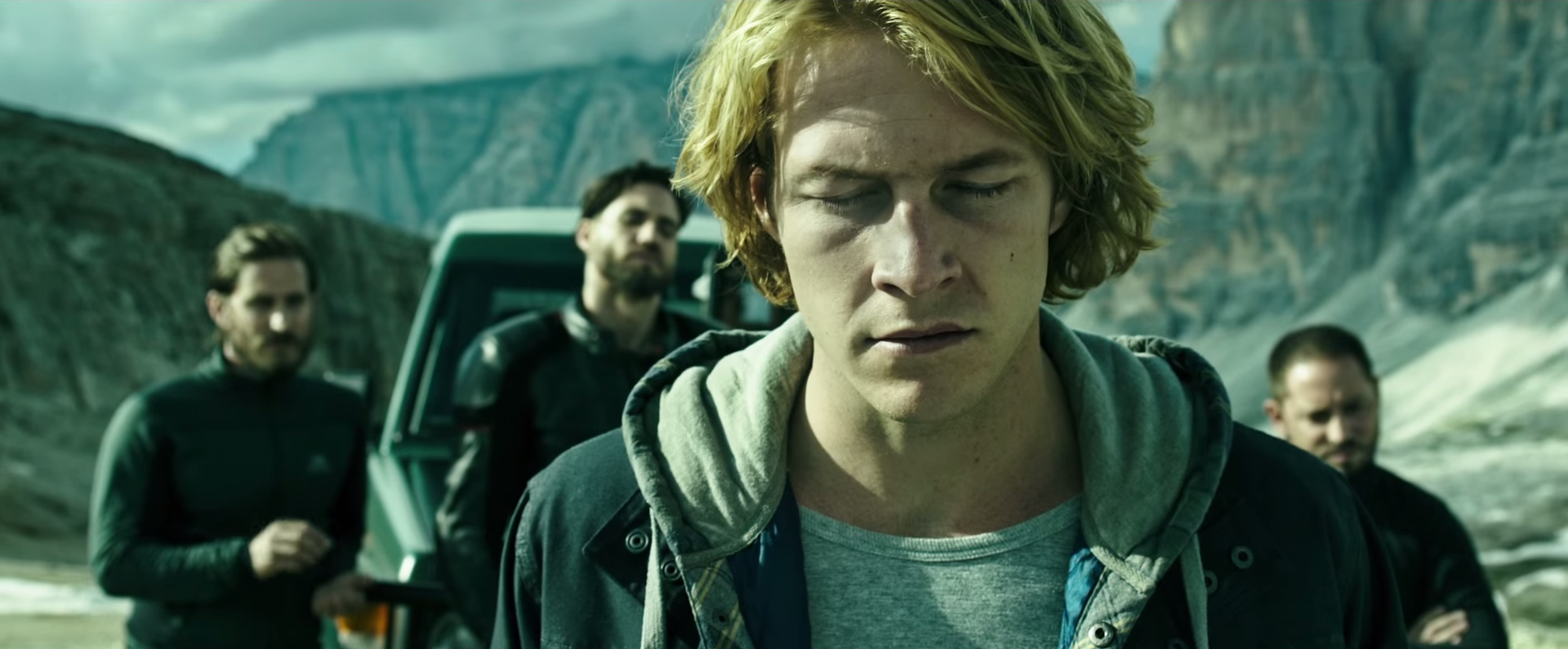 Weekly Roundup: Point Break Remake Might Be Good