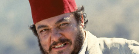 A Brief Interview with John Rhys-Davies
