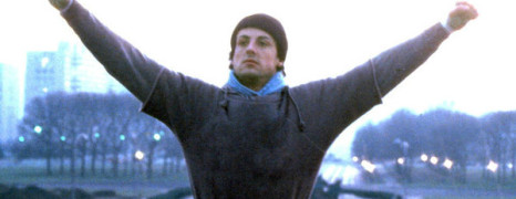 """If I fight, you fight"": Rocky Balboa on HIS 40th Anniversary"