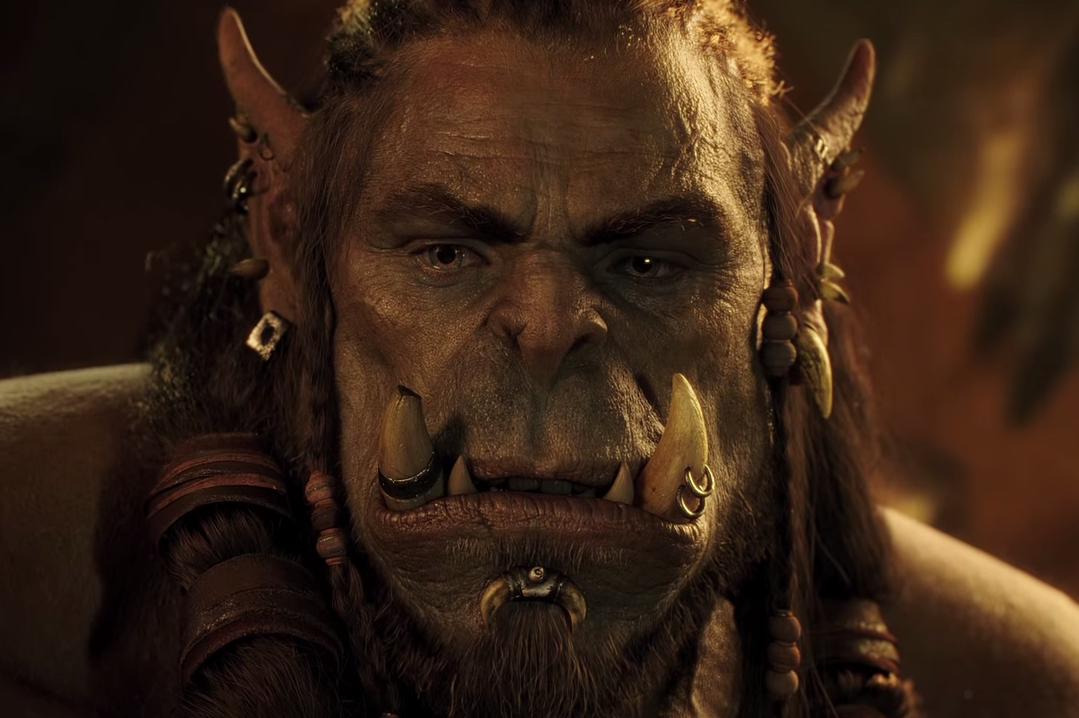 First Warcraft Trailer Embodies Its Source Material
