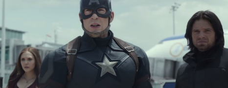 Humanity and Iconicity in the Captain America Trilogy