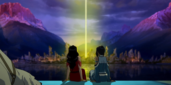 The Legend of Korra: One Year Later