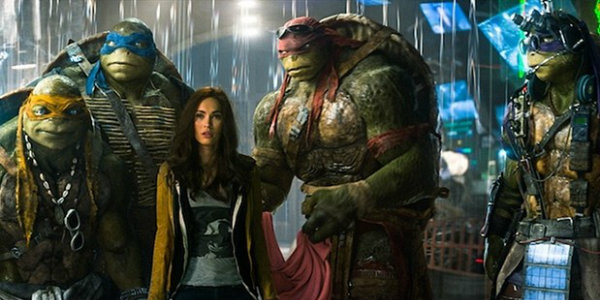 Teenage Mutant Ninja Turtles: Out of the Shadows Looks Like a Cartoon