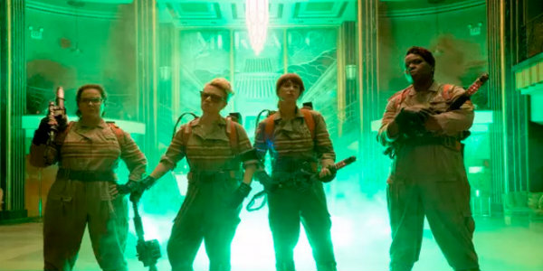 First Ghostbusters Trailer Ain't Afraid of No Women