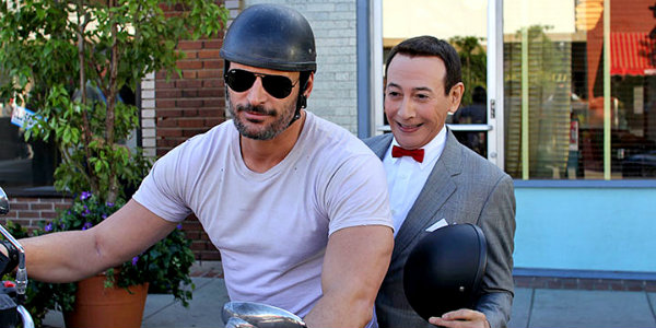Pee-wee's Big Holiday Revives A Legend