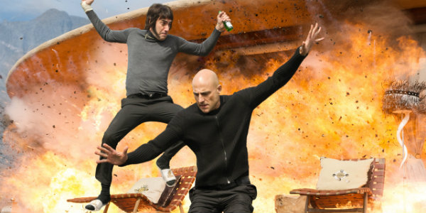 The Brothers Grimsby Is Gleefully Tasteless