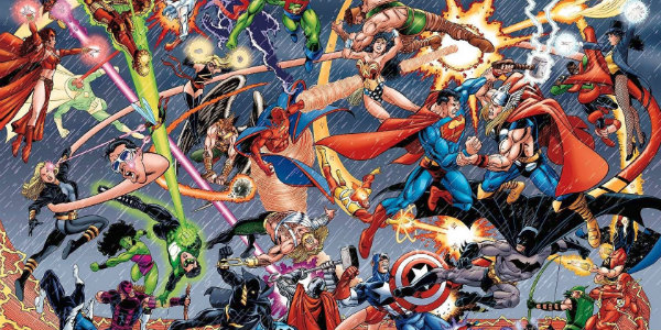 Weekly Clickables: The Marvel v DC Rivalry & The Top 250 Movies