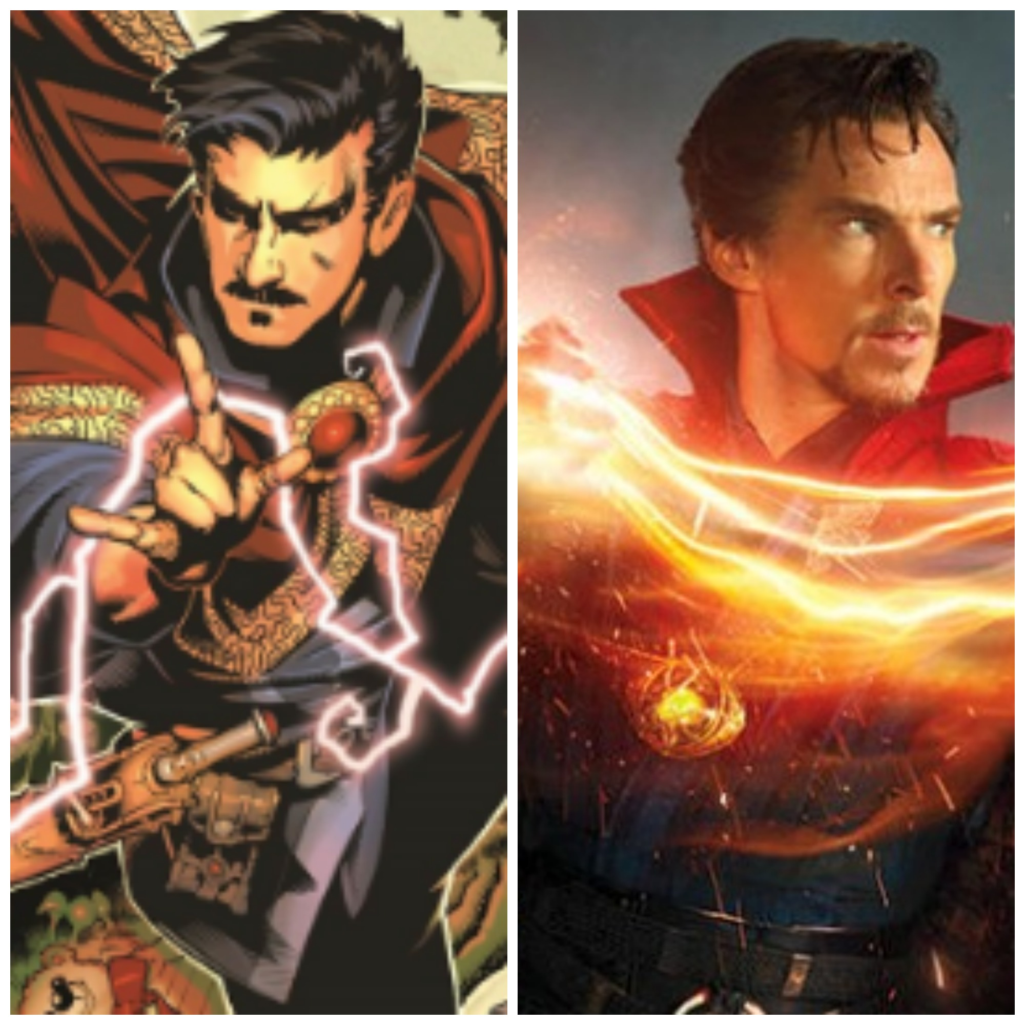 Comic-To-Film Primer: Doctor Strange
