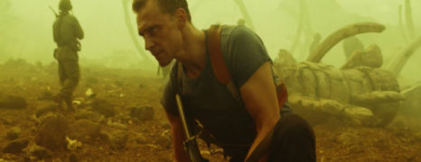 Kong is Bigger Than Ever in First Trailer for Skull Island