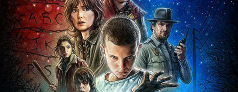 The Saving Power of Nostalgia, Nerdism, and Stranger Things
