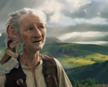 The BFG Shows a Big Fun Movie and Some Big Quiet Moments