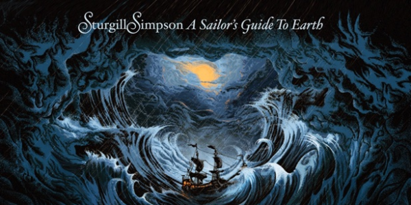 Sturgill Simpson's A Sailor's Guide to Earth and a New Honesty in Classic Country