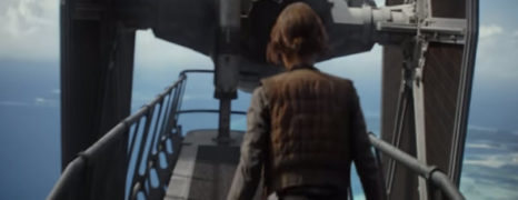 Rogue One Trailer is a Near Olympic Feat