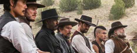 The Magnificent Seven Is Cheerable Fun