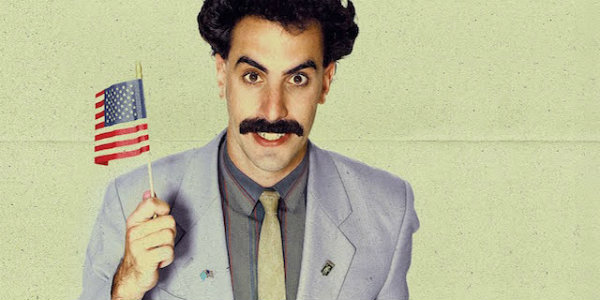 10 Years Ago, Borat Punched Everybody