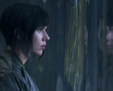 Ghost in the Shell Trailer is Visually Astounding