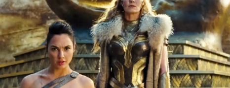 A New Wonder Woman Trailer is Here and It's Stunning