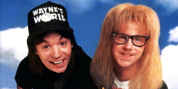 Wayne's World 25th Anniversary: It Doesn't Suck. In Fact, It's Great.