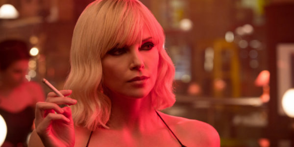 Charlize Theron Kicks Ass in Red Band Atomic Blonde Trailer